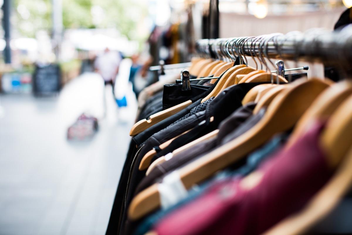 Kleidung eines Shops aus Göppingen